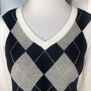 Argyle Sweater 🏇🏼